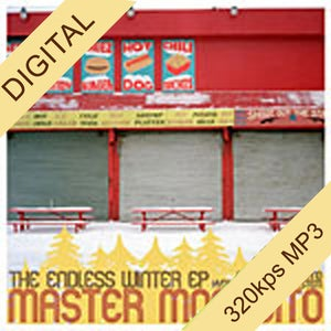 Image of Master Mosquito - The Endless Winter EP (Vinyl Sold Out - Digital Only)