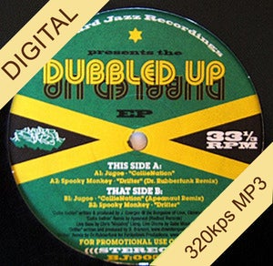 Image of Jugoe / Spooky Monkey - The Dubbled Up EP (Vinyl Sold Out - Digital Only)