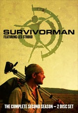 Image of Survivorman Season 2  DVD