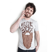 Image of Faux Bois Beard Tee
