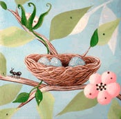"Image of Chinoiserie Nest 5"" x 5"""
