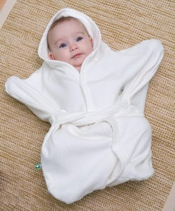 Image of Bamboobino Hooded Wrap