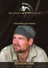 Image of Survivorman Season 1 - DVD