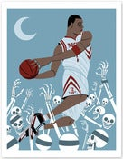 Image of Tracy McGrady Print