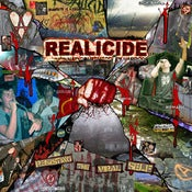 Image of REALICIDE resisting the viral self 12""
