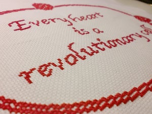 Image of Every Heart E-Pattern from Radical Cross Stitch