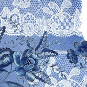 Image of Lace study four