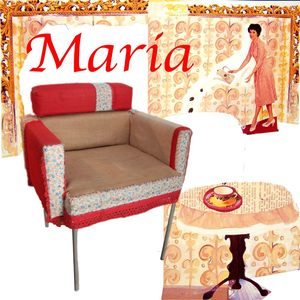 Image of ARMCHAIR DOLORES/BUTACA DOLORES