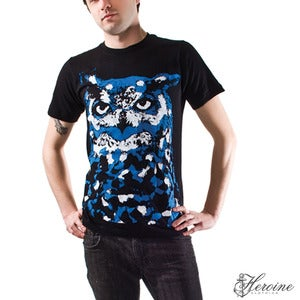 Image of Night Watcher Black Unisex