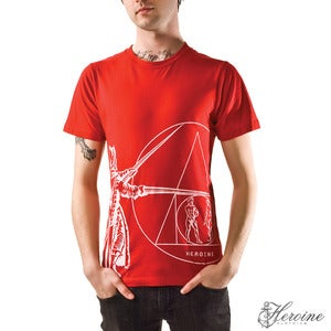 Image of Alchemy Pt. 2 Red Unisex