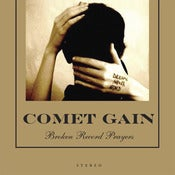 Image of Comet Gain &quot;Broken Record Prayers&quot; 2xLP