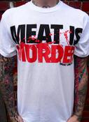 Image of MEAT IS MURDER T-SHIRT