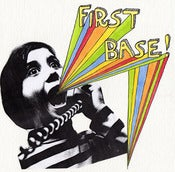 "Image of First Base ""She's Boy Crazy"" (7"" EP) - 2nd Press - RED VINYL"