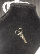Image of Scissors &quot;Pin&quot; Brooch