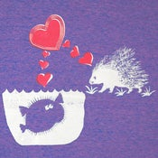 Image of Porcupine + Blowfish Tee