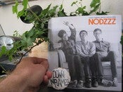 "Image of Nodzzz-debut ""I Don't Wanna [Smoke Marijuana]"" 7"" [Sold Out]"