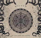 "Image of MELEEH - ""To live and die alone"" cd"