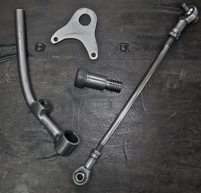 Jockey Shift for Sportster http://www.cheapskatecycles.bigcartel.com/product/jockey-shift-evo-sportster