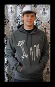 Image of Skyline Hoodie (Unisex) 