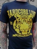 Image of HARDCORE LIVES T-SHIRT