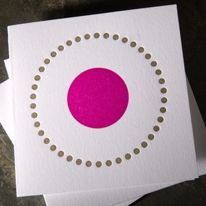 Image of Dot : Magenta
