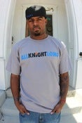 Image of ALL KNIGHT LONG tee shirt