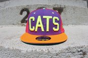 Image of HIGHLIGHTER cats new era fitted 5950