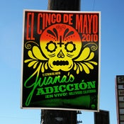 Image of Jane's Addiction Cinco de Mayo SPECIAL EDITION