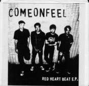 "Image of Come On Feel - Red Heart Beat 7"" (Snuffy Smile)"