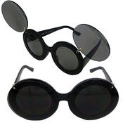 "Image of EXCLUSIVE ""Paparazzi"" Mickey/Minnie Mouse Shades! [BLACK]"