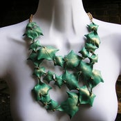 Image of ivy garland necklace