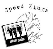 Image of Speed Kings Album + ANY T-Shirt!!!