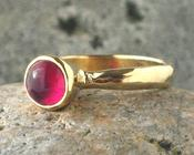 Image of Ruby Majesty Ring