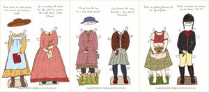 Image of Print It Yourself Girls In Literature Outfit Line