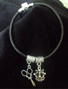 Image of Royal Cut Charm Bracelet Pandora Style