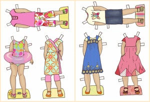 Image of Print It Yourself Summer Line Outfits