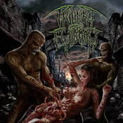 "Image of Katalepsy/Fleshrot/Blunt Force Trauma - ""Triumph of Evilution"" Split CD"