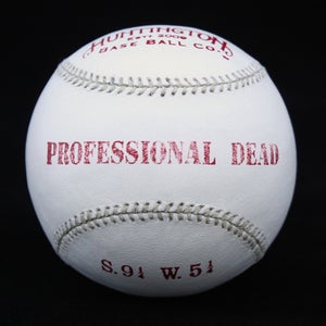 Image of Professional Dead Ball 1870's