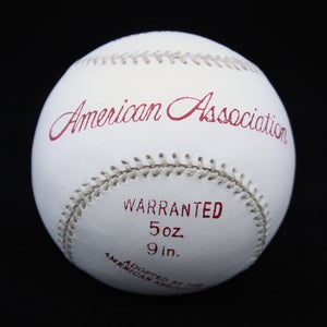 Image of American Association Ball 1882-1891