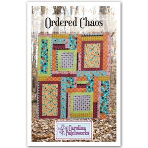 Image of No. 005 -- Ordered Chaos