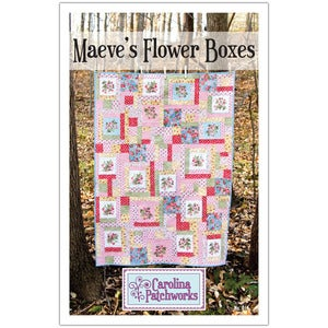 Image of No. 014 -- Maeve's Flower Boxes