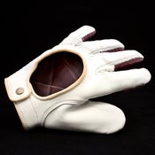 Image of 1890's Tipped Finger Catcher's Glove