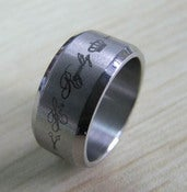 Image of Hair Royalty Unisex Ring- FREE SHIPPING