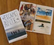 Image of Escape Route Zine #1