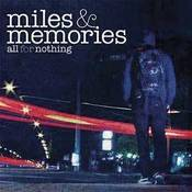 Image of Miles & Memories CD