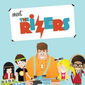 Image of &quot;Meet The Rizers&quot;  CD 