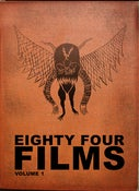 Image of Eighty Four Films: Volume 1 DVD