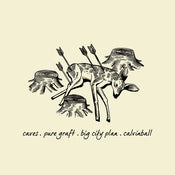 Image of CAVES / PURE GRAFT / BIG CITY PLAN / CALVINBALL 10""
