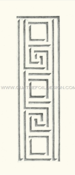 Image of Architectural rendering: Greek Key (limited edition)