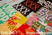 Image of PlayRadioPlay! T-Shirt Grab Bag 2 (American Apparel)